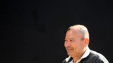 Eddie Jones said he would rather coach the Queensland Sheffield Shield team than the Lions