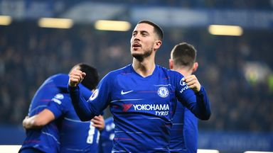 Hazard puts Real talk on hold