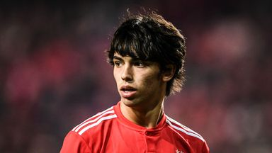 Joao Felix is being scouted by Juventus, according to reports in Italy