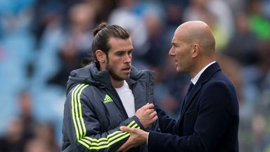 Calderon: Bale situation a soap opera