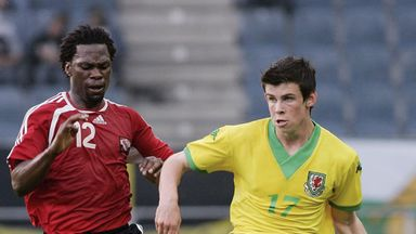 When Bale made his Wales debut...