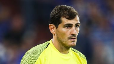Casillas to end career at Porto