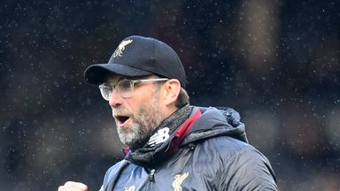 fifa live scores - Jurgen Klopp insists Liverpool's development is still at an early stage
