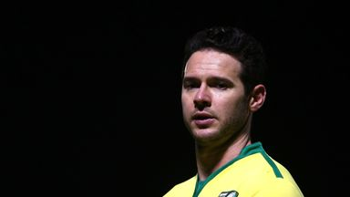 Matt Jarvis is on the comeback trail after a long spell on the sidelines