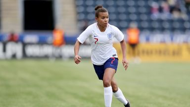 Nikita Parris is joining Lyon this summer