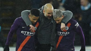 fifa live scores - Pep Guardiola 'sorry' for Swansea after Manchester City win FA Cup quarter-final