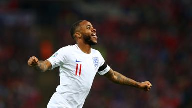 Sterling now part of 'leadership group'
