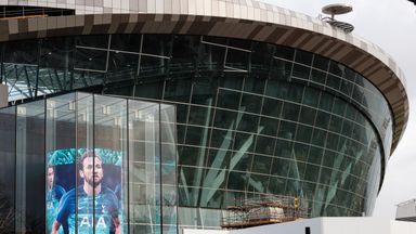 Spurs set for new stadium milestone
