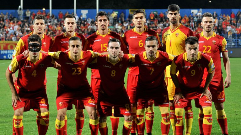 Montenegro drew 1-1 with Bulgaria in their opening European Qualifier