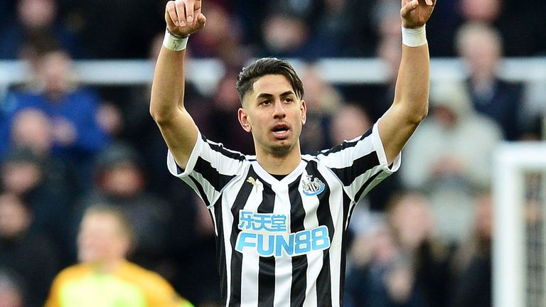 Highlights from Everton's 3-2 defeat to Newcastle in the Premier League