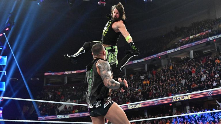 Have the seeds been sown for a WrestleMania match between AJ Styles and Randy Orton?