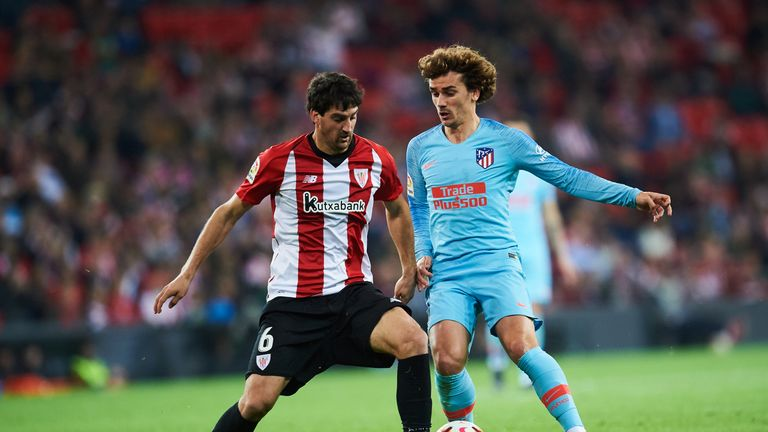 La Liga round-up: Atletico Madrid beaten by Athletic Bilbao