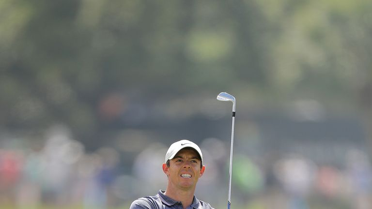 Rory McIlroy had a disappointing final round