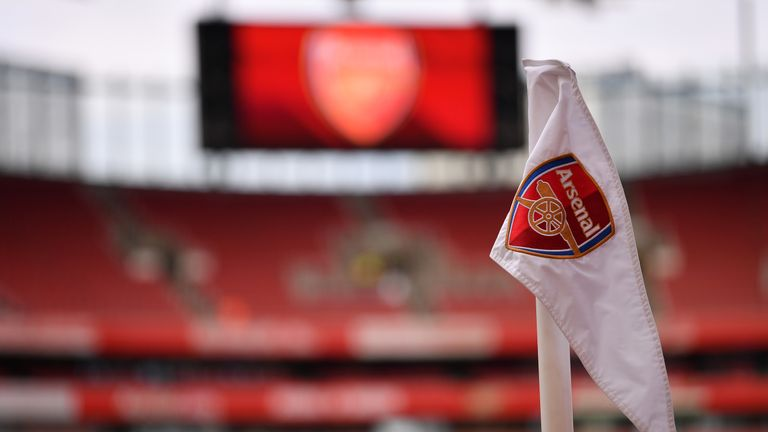 Arsenal say they operate a zero-tolerance approach to racism