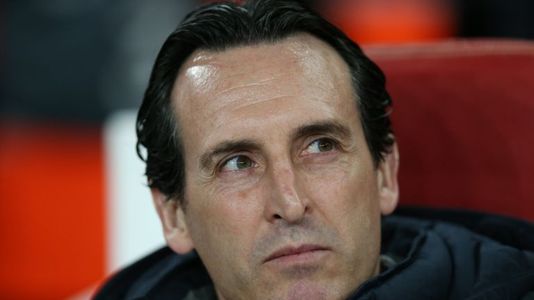 Arsenal head coach Unai Emery was pleased with how his side have performed over the last week