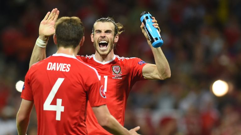 Gareth Bale has given Wales a timely boost by recovering from an ankle injury