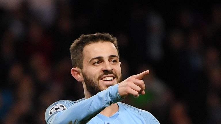 Bernardo Silva has committed his future to Manchester City
