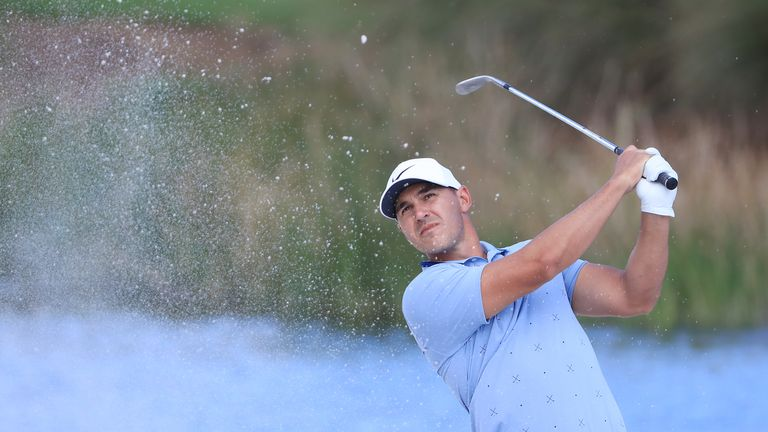 Koepka prefers to play competitive golf the week before a major