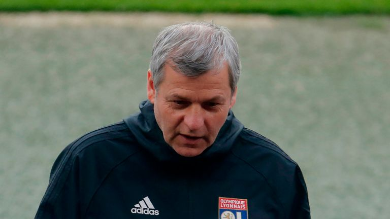 Will Bruno Genesio replace Rafael Benitez?