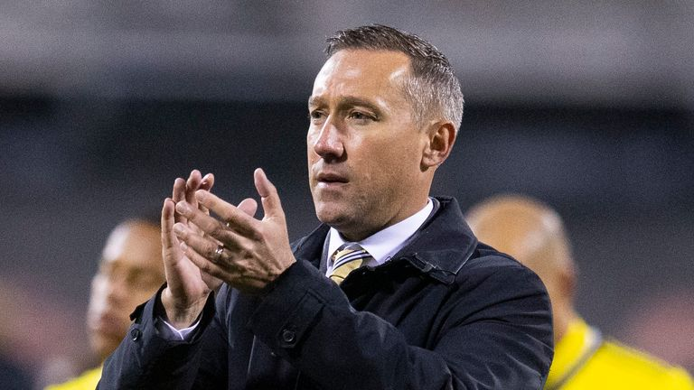 Caleb Porter earned his first victory as Columbus Crew coach