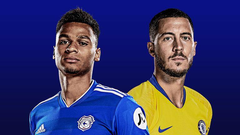 Cardiff host Chelsea on Sunday, live on Sky Sports