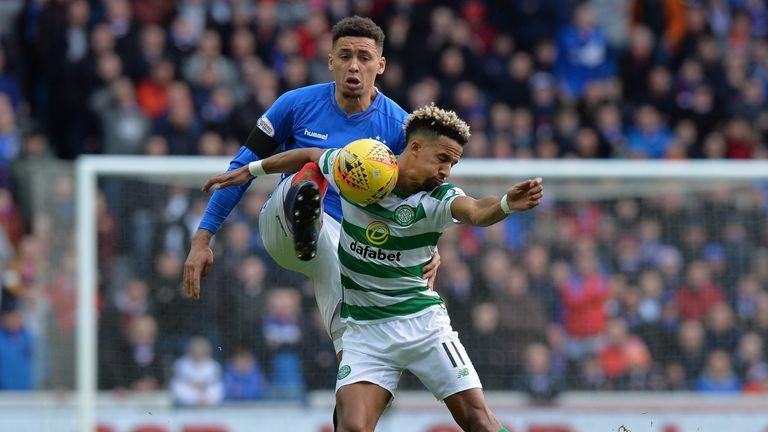 Celtic were beaten 1-0 at Ibrox in December