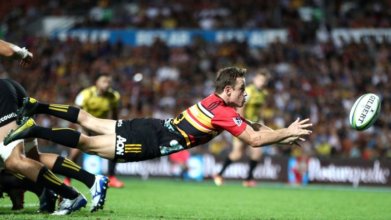 The Chiefs and Hurricanes started the round by sharing the honours