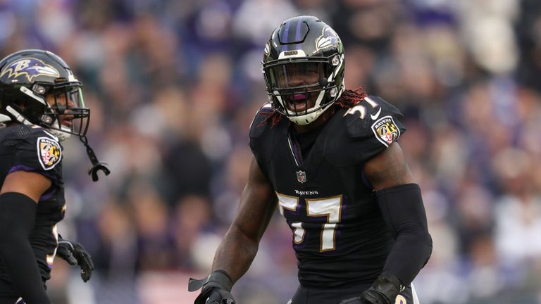 Browns are interested in signing former Ravens LB C.J. Mosley