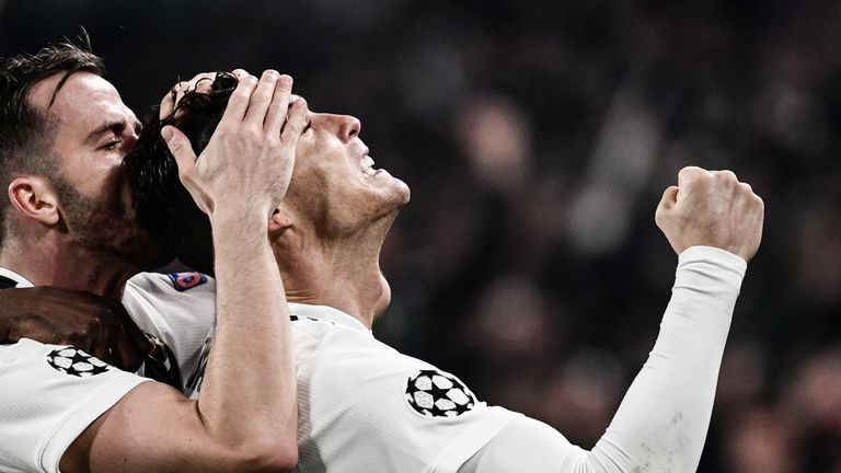 Time is running out for Cristiano Ronaldo to make history at Juve
