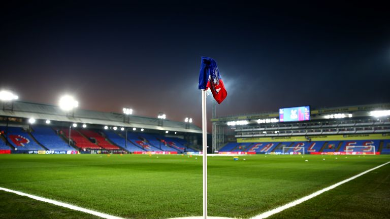 Crystal Palace head of academy coaching David Muir has left the club