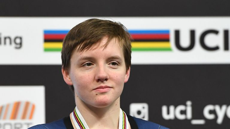 Olympic track cyclist Kelly Catlin found dead at age 23