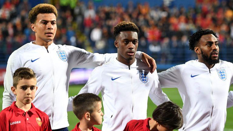 Callum Hudson-Odoi's full debut against Montenegro assessed