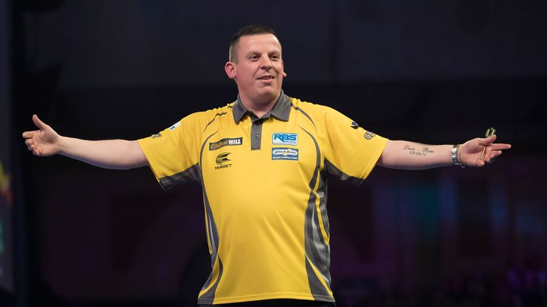Dave Chisnall continued his fine form this season with a second Players Championship title of the year