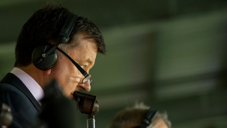 Eddie Hemmings announced on Friday he will retire from commentary this season