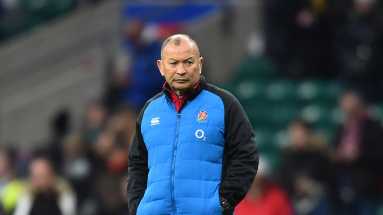 England head coach Eddie Jones will select his final World Cup squad on August 12