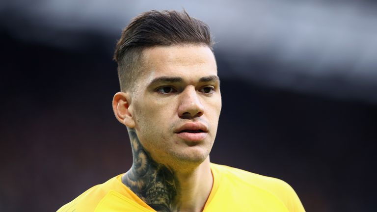 Ederson is a key part of how Manchester City play