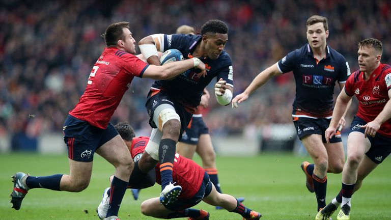 The Fiji No 8 had an exceptional Heineken Champions Cup campaign