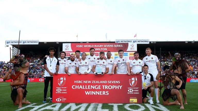 England's Men Sevens team is at risk of losing RFU funding