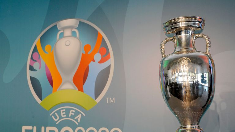 Euro 2020 will kick-off on Friday, June 12