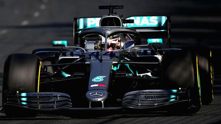 Australian GP, Practice Two: Lewis Hamilton fastest, Mercedes ahead | F1 News