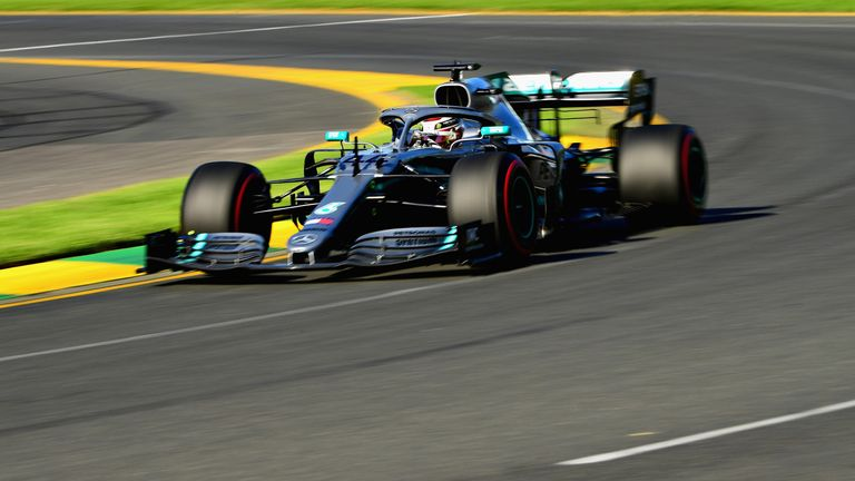 Mercedes look to burst Ferrari's bubble in Melbourne