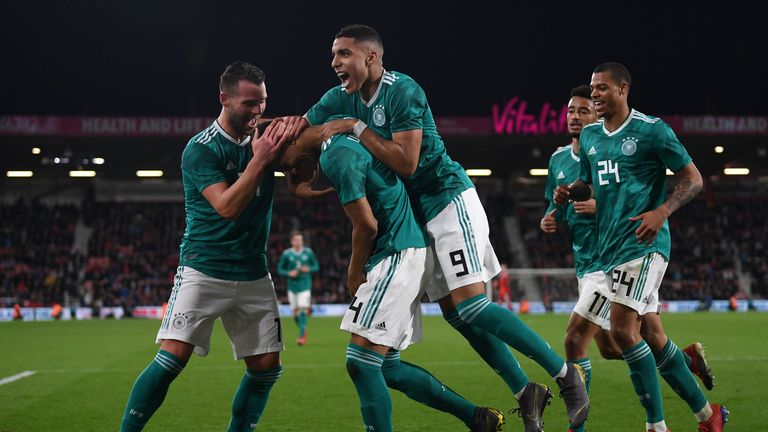 England U21 1 - 2 Germany U21 - Match Report & Highlights