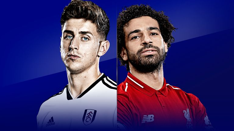 Fulham host Liverpool live on Super Sunday from Craven Cottage