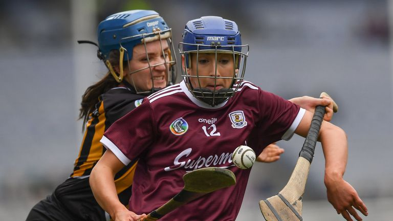 A first-half storm saw the westerners past Kilkenny at Croke Park