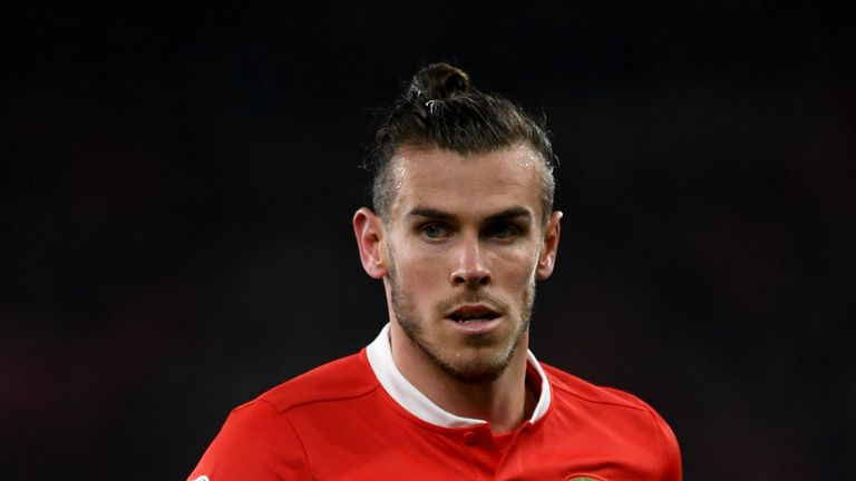 Gareth Bale has been included in the Wales squad