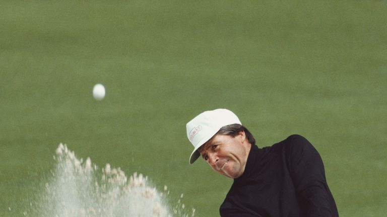Gary Player was the only international player to win the Masters before 1980