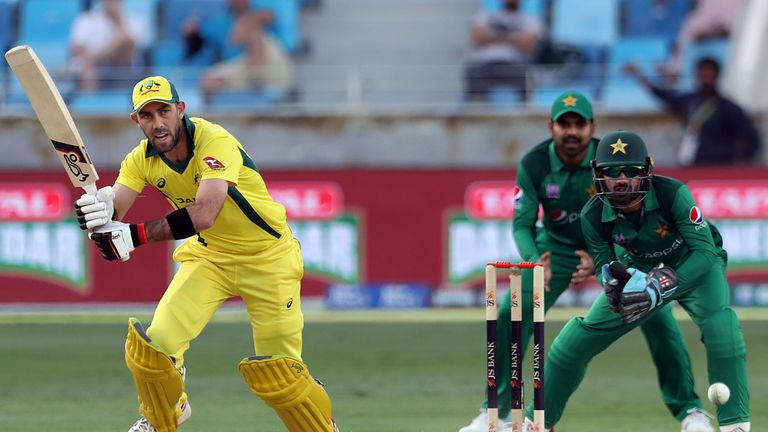 Glenn Maxwell was taken by London Spirit head coach Shane Warne with their first pick