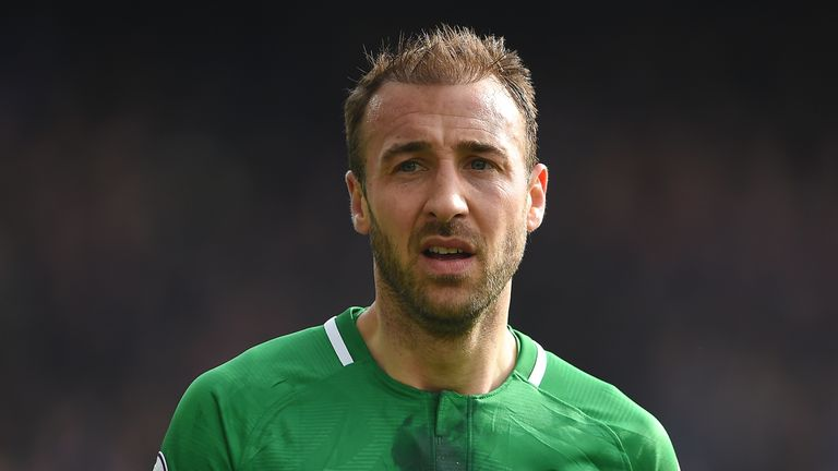 Brighton striker Glenn Murray is set to face Millwall at The Den