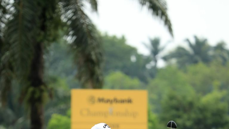Nacho Elvira birdied the 18th to force a play-off