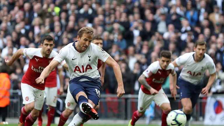 Tottenham travel to Arsenal on August 31